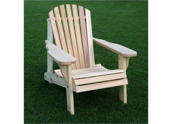 Creekvine Designs Cedar American Forest Adirondack Chair