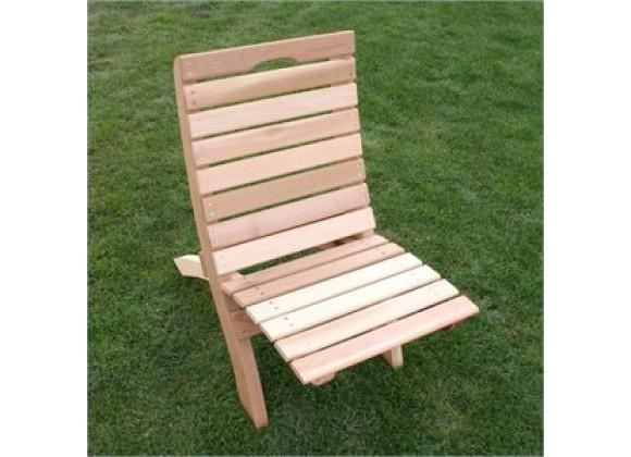 Creekvine Designs Cedar Traveling Style Folding Chair