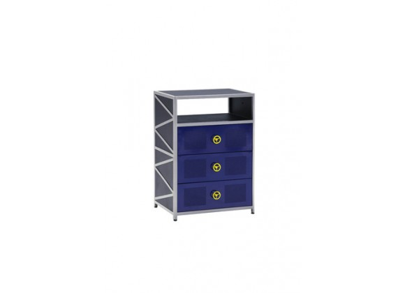 Powell Dune Buggy 3 Drawer Chest