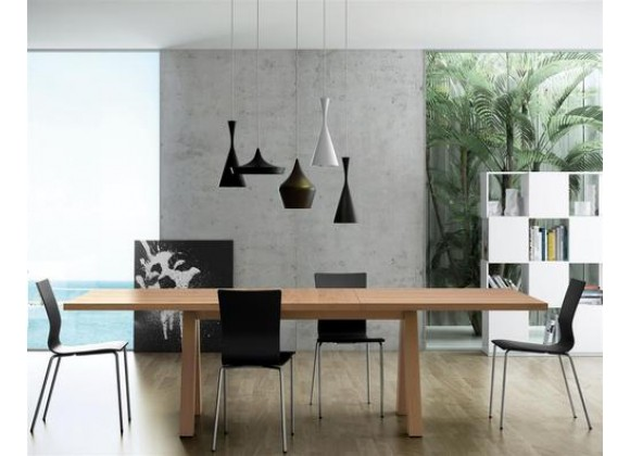 TemaHome Apex Extending Dining Table
