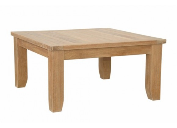 Anderson Teak Luxe Square Coffee Table