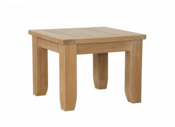 Anderson Teak Luxe Square Side Table