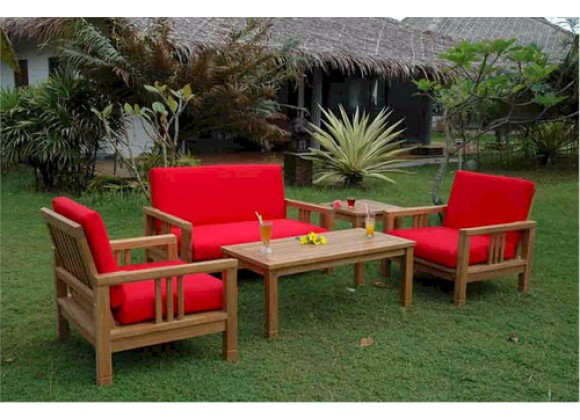 Anderson Teak SouthBay Deep Seating Collection