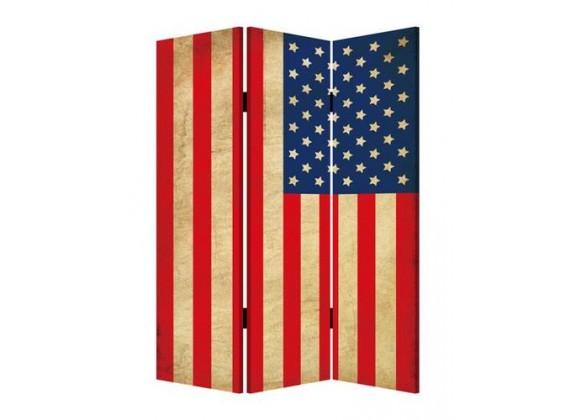 Screen Gems American Flag Screen