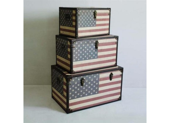 Screen Gems Americana Trunks