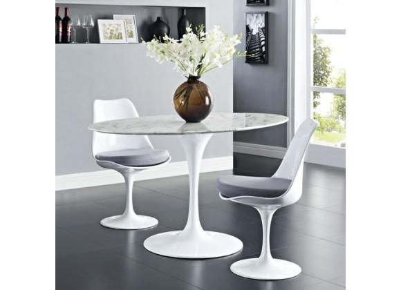 "Modway Lippa 54"" Dining Table"
