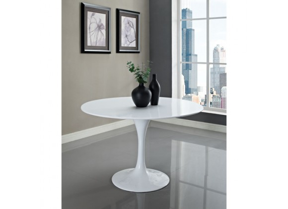 "Modway Lippa 48"" Dining Table"