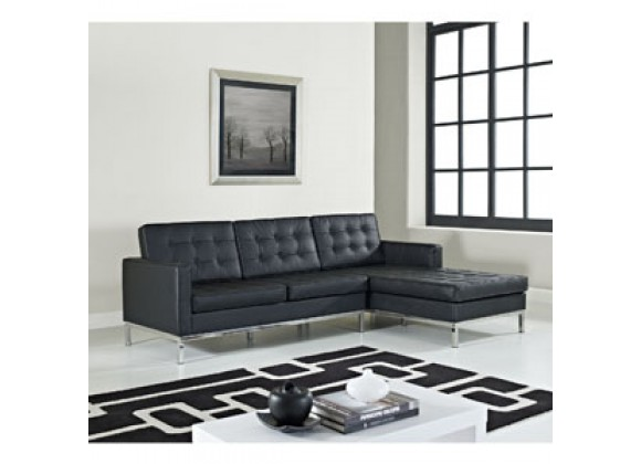 Modway Loft Right-Arm Sectional Sofa