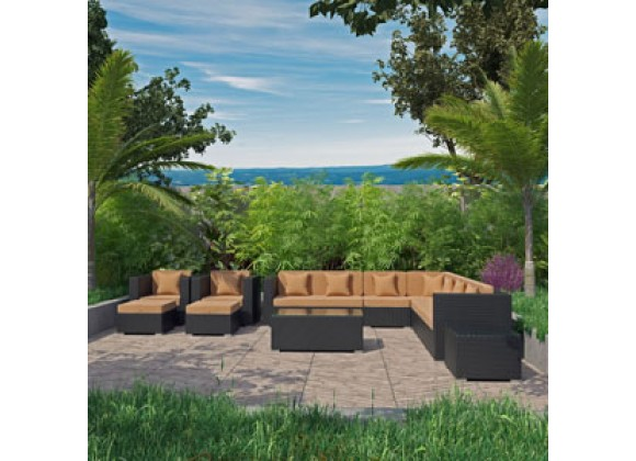 Modway Cohesion 11 Piece Sectional Set - On SALE!