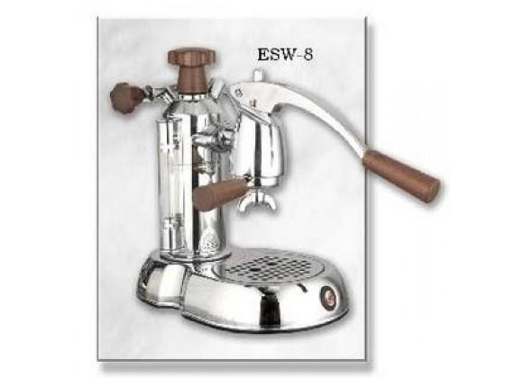 La Pavoni Stradivari 8 cup Wood Handles