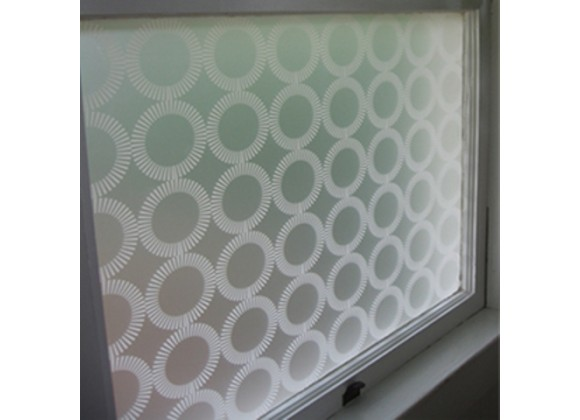Emma Jeffs Adhesive Window Film, Orba