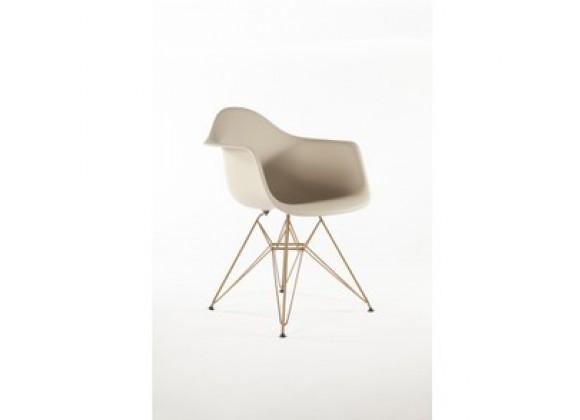 Stilnovo Mid-Century Eiffel Dining Arm Chair