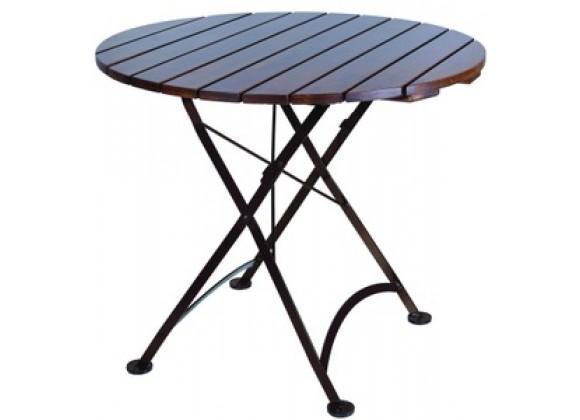 French Café Bistro Folding Table