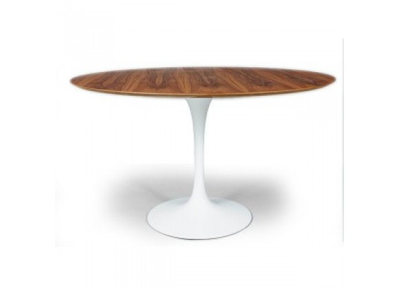 Stilnovo The Tulip Dining Table with Rosewood
