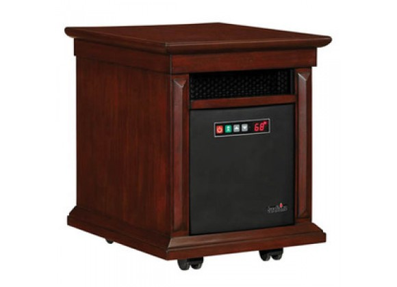 Fireside America Classic Flame Livingston Infra-Red Quartz Heater With Remote Control