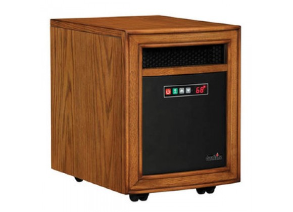 Fireside America Classic Flame Williams Infra-Red Quartz Heater With Remote Control