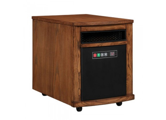 Fireside America Classic Flame Power Heat Infra-Red Quartz Heater