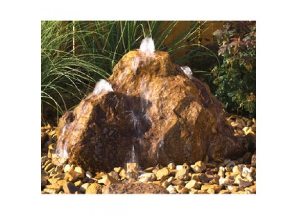 Fireside America Hargrove Outdoor Cascade Fountain Kit - Sandstone