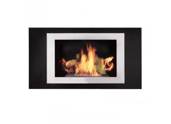 Fireside America Lorenzo Wall or Surface Mount Fireplace