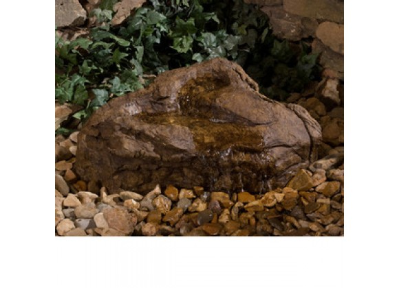Fireside America Hargrove Outdoor Wandering Spring Fountain Kit - Sandstone