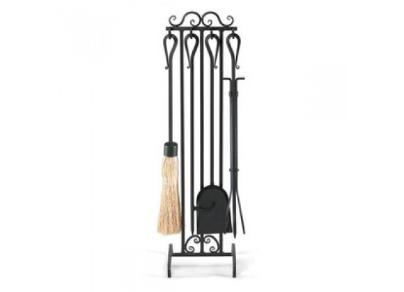 Fireside America Napa Forge 5 Piece Country Scroll Toolset