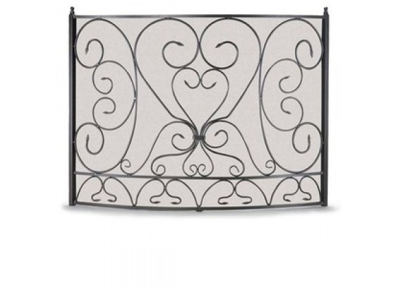Fireside America Napa Forge Bowed Shakespeares Garden Screen