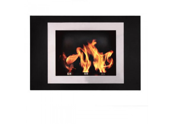 Fireside America Fiorenzo Wall Mount Bio Fuel Fireplace