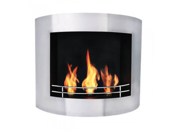 Fireside America Prive Wall Mount Bio Fuel Fireplace