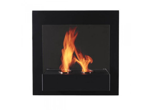 Fireside America Pure Wall Mount Bio Fuel Fireplace