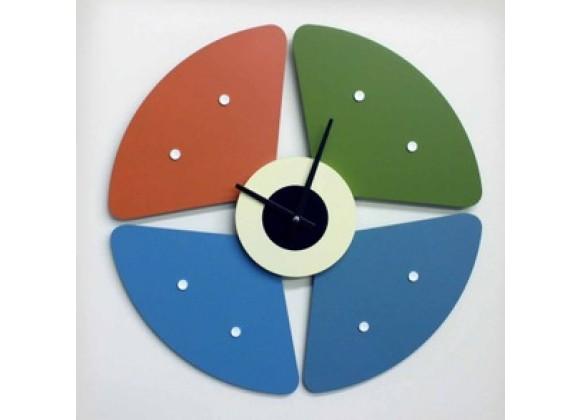 Stilnovo George Nelson Petal Clock