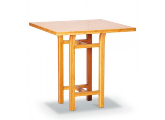 "Caramelized Tulip 36"" Counter Height Table"