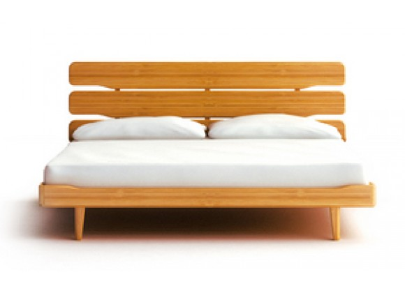 Greenington Caramelized Currant King Platform Bed