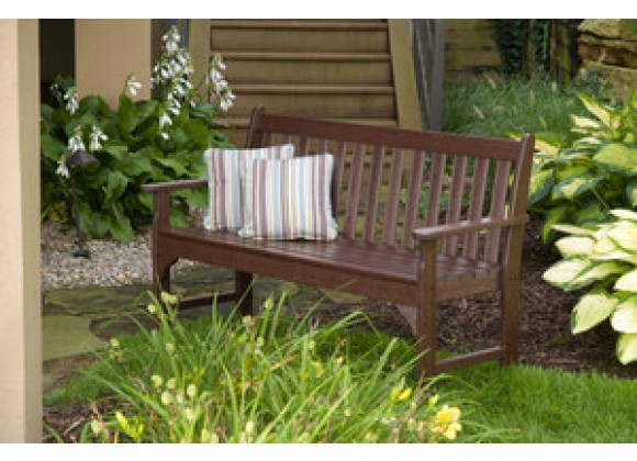 "POLYWOOD¨ Vineyard 48"" Bench"