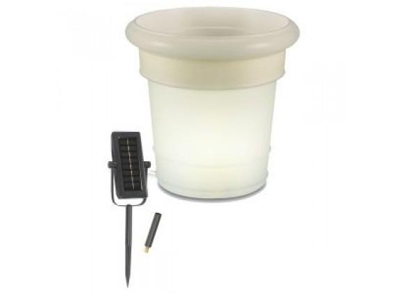 Patio Concepts 6 LED Solar GardenGlo Planter