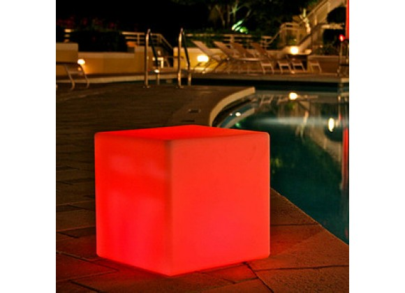 Infinita LED Cube 17 Inch with LED Element and PE Shape