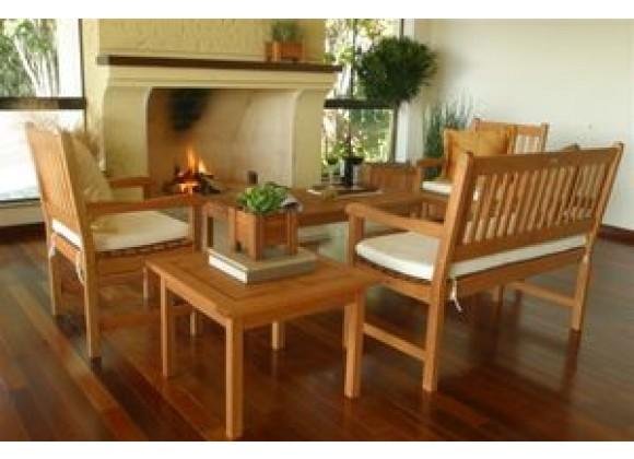 International Home Miami Amazonia Milano Seating Five Piece Set