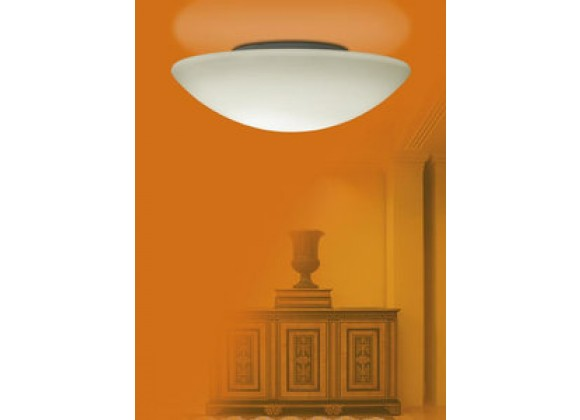 Illuminating Experiences Meltemi Series Small Wall and Ceiling Fluorescent Light - M10052