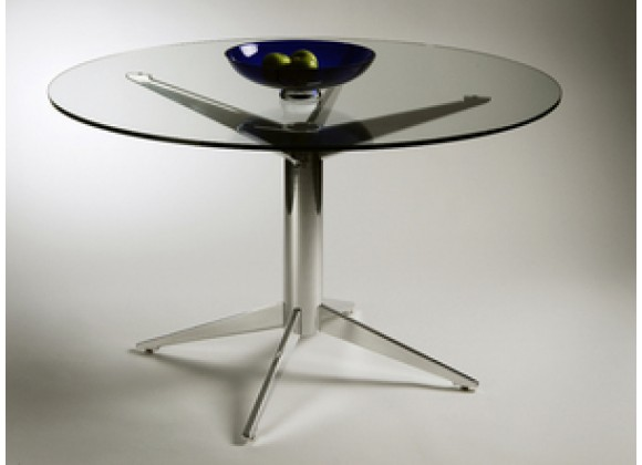 Knifty Aluminum Dining Table