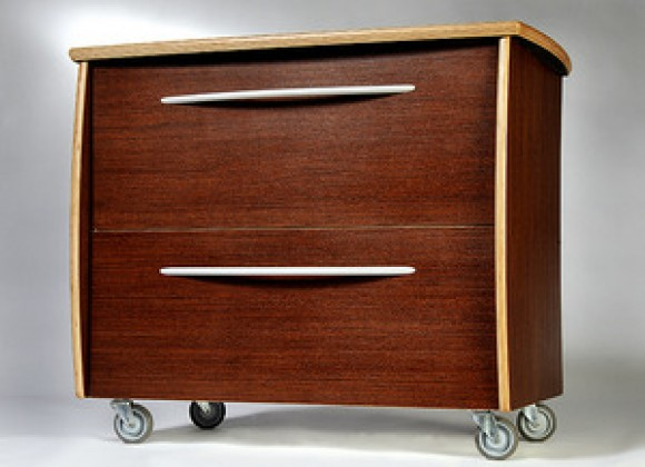 Knifty Mobile 2-Drawer Lateral File