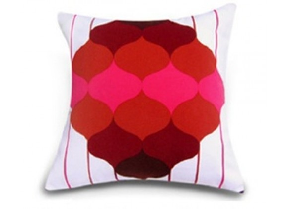 Lebello Square Pillow - Solitaire