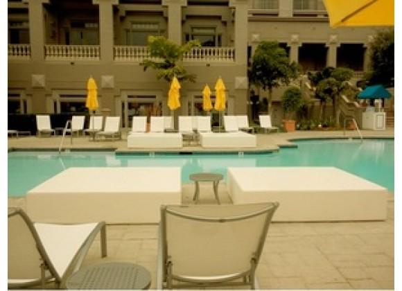 La Fete Play Pad - 8' Square Resort Pad