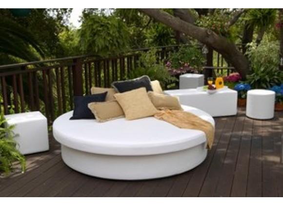 La Fete SUN PAD - Round Resort Bed