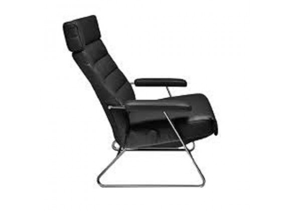 LAFER ADELE RECLINING CHAIR - Black