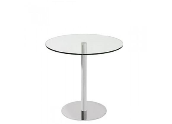 Mobili Modern Lady Glass Table