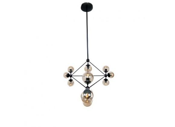 Stilnovo The Barrista Pendant - 10 Light Bulbs