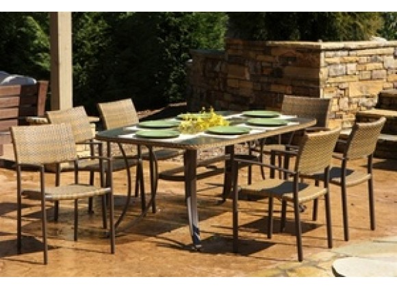 Tortuga Outdoor Maracay Collection 7-Piece Dining Set