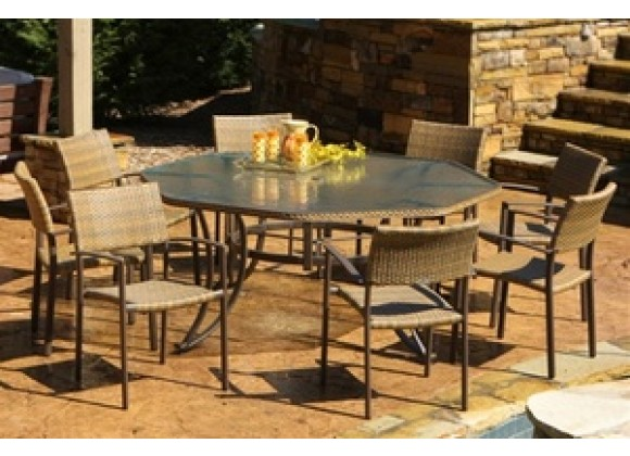 Tortuga Outdoor Maracay 9-Piece Dining Set
