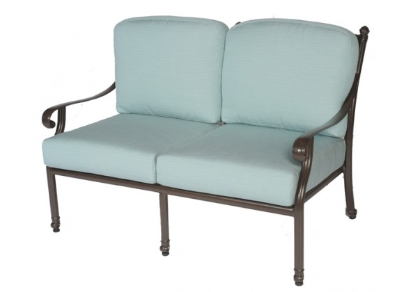 Meadow Decor Kingston Loveseat