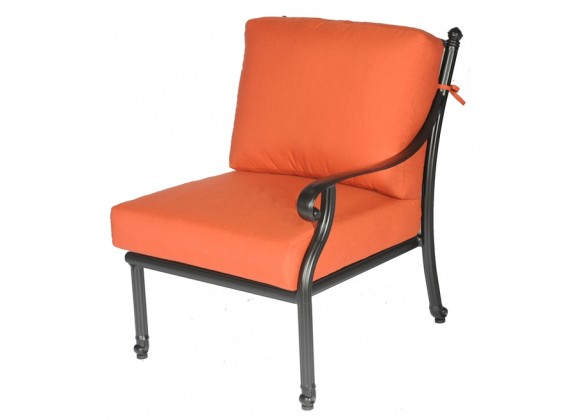 Meadow Decor Kingston Right Arm Chair