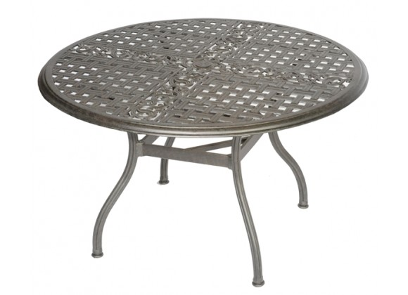 "Meadow Decor 48"" Round Dining Table"